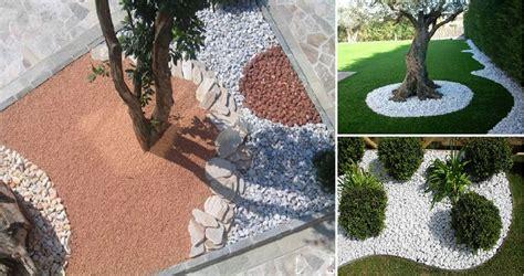 giardini con pietre e sassi decorare il giardino coi sassi tante soluzioni meteofan