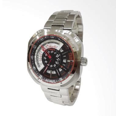 Jam Tangan Pria Wanita Iphone Ip 1 jual alexandre christie automatic jam tangan pria silver