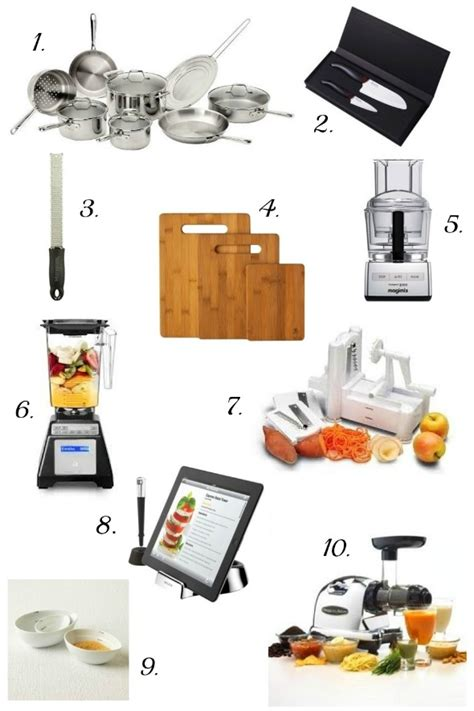 gift ideas for cooks 2013 holiday gift guide 10 gift ideas for cooks