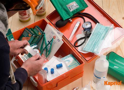 cassetta pronto soccorso aziendale contenuto cassetta pronto soccorso aziendale