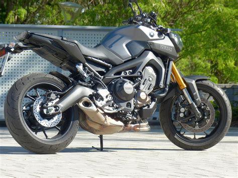 Yamaha Motorrad 2016 by Yamaha Mt 09 2016 Test Motorrad Fotos Motorrad Bilder