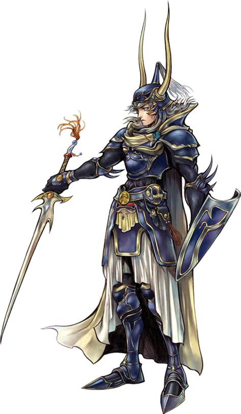 Warrior Of Light frequently asked questions regarding dissidia an analysis by squall of seed