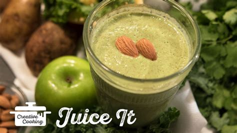 Detox Smoothie Kale by Kale And Apple Detox Smoothie 3abn Recipes