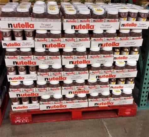 Caisse A Vin 2567 by Nutella 350g Cr 232 Me Au Chocolat Import Export
