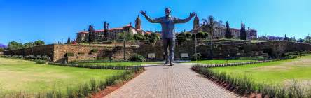 file late nelson mandela statue pretoria south africa jpg