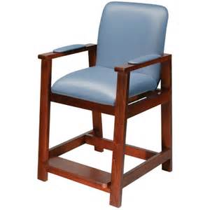 drive wood frame high hip replacement chair at