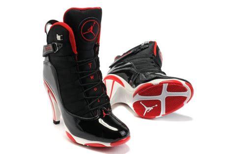 cheap air 6 retro high heels black for sale