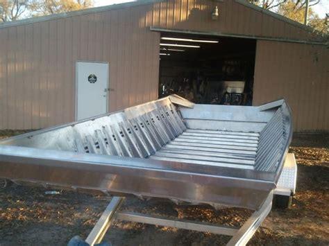 how to build an aluminum jon boat 2012 new custom all welded aluminum boat flat jon boat