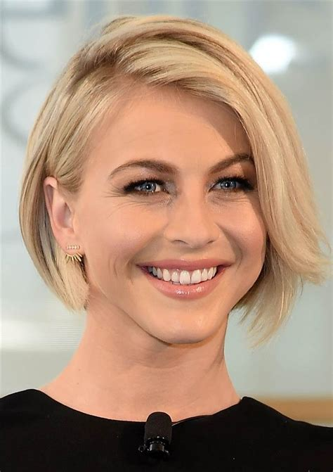 julianne hough round face 25 best ideas about julianne hough short hair on