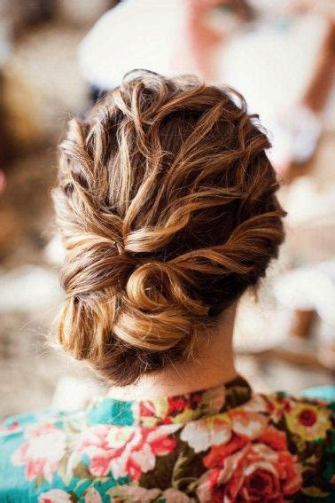 10 festive updos for curly haired southern living