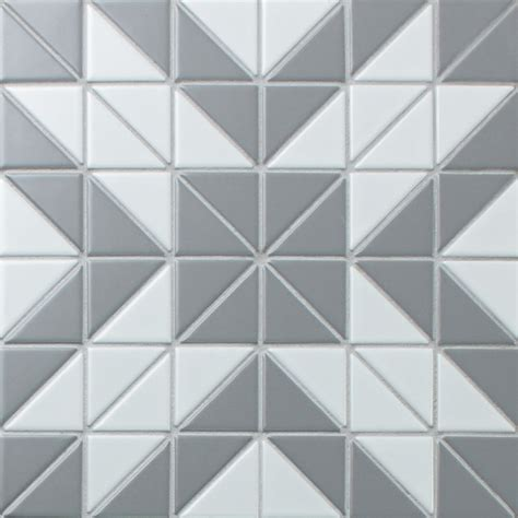 triangle pattern tiles 2 matte triangle gray white triangle tile porcelain