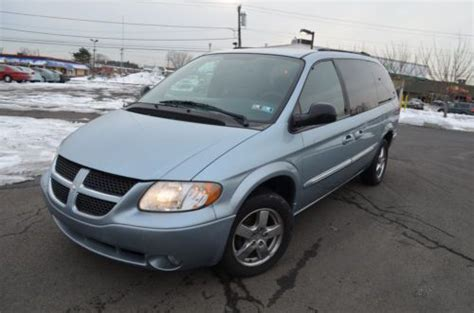 dodge grand caravan awd for sale sell used 2003 dodge grand caravan limited awd no