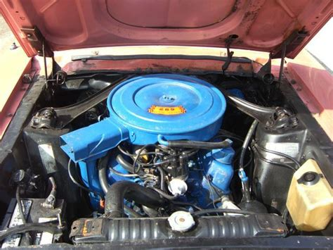 1968 mustang engine codes caribbean coral 1968 ford mustang rainbow of colors