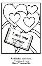 christian coloring pages for 2 year olds 1000 images about love one another crafts on pinterest