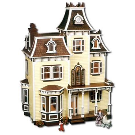greenleaf doll house beacon hill dollhouse kit