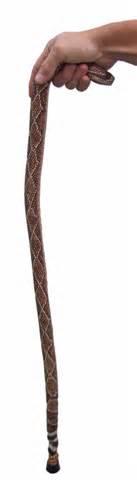 walking sticks rattle snake 10 walking sticks and original