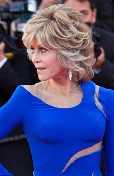 jane fonda hairstyles 2015 sophisticated haircuts for women over 50