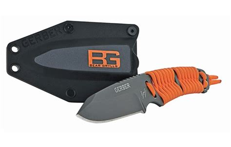 go outdoors knives gerber grylls paracord knife go outdoors