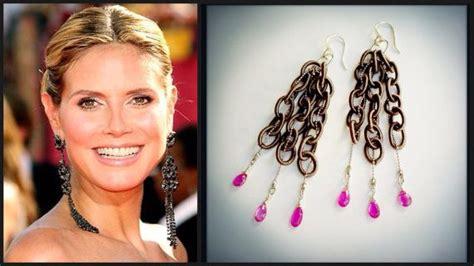 pink earrings celebrity chandelier earrings pink sapphire earrings statement