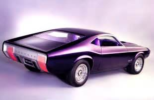 1970 mustang concept amcarguide american