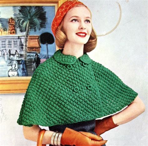 knit cape knitted cape pattern a knitting