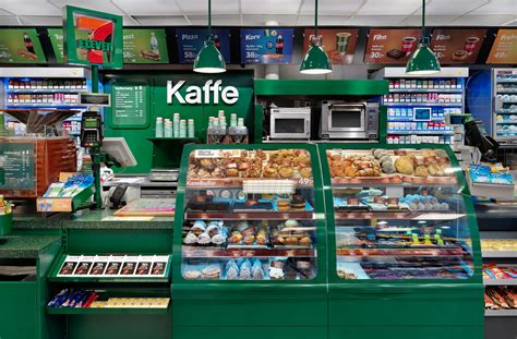 Seven Eleven 7 eleven updates coffee concept for the swedish mar 173 ket on packaging of the world creative
