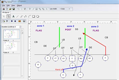 football play diagram software tms software