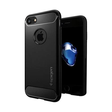 blibli iphone 8 jual spigen rugged armor casing for iphone 8 black