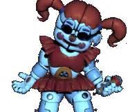 Circus baby fnaf sister location minecraft skin