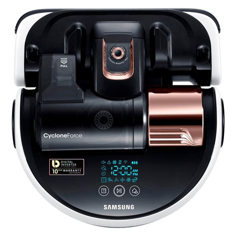 Samsung Powerbot by Samsung Powerbot R9250 Robotic Vacuum Cleaner With Wifi