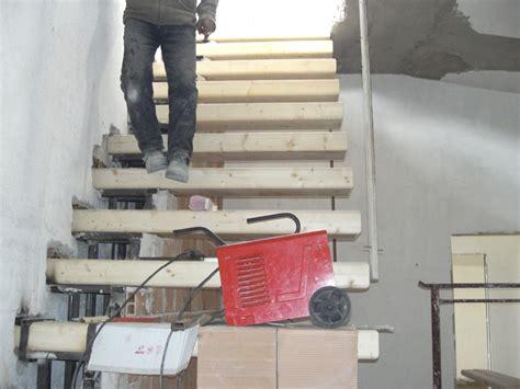 scale a mensola foto realizzazione scala a mensola di castaldo