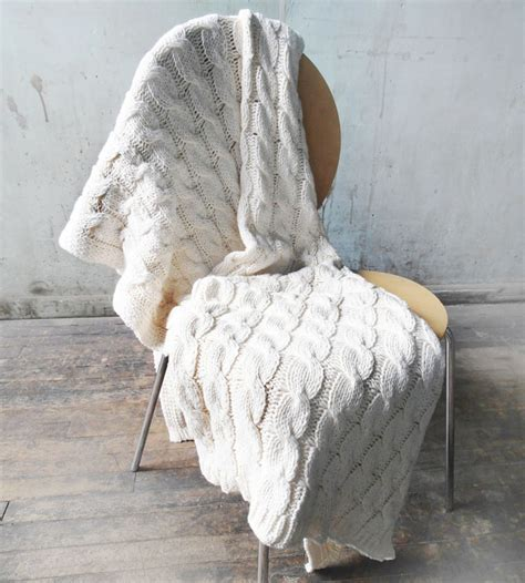 white knit throw blanket cable knit throw blanket home decor lighting