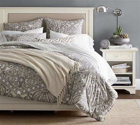 sham bedding owen comforter sham pottery barn