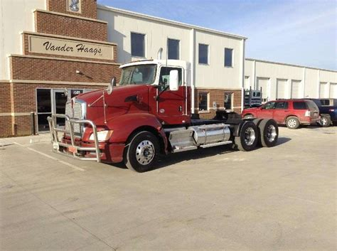 kenworth t660 trucks for sale 2012 kenworth t660 day cab truck for sale 571 574 miles