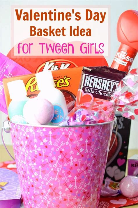 s day gift basket ideas s day basket idea for tween gift basket