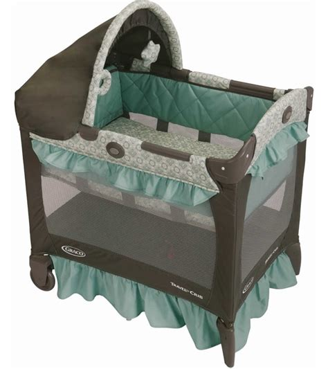 Graco Doll Crib by Graco Travel Lite Crib Winslet