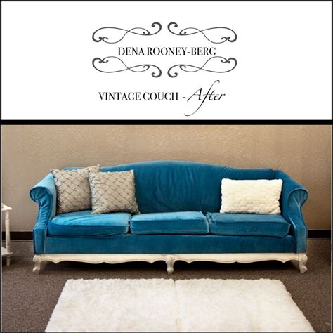 how to upholster a loveseat i re upholstered a vintage couch sugar shop