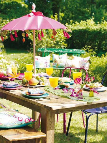 summer backyard ideas country style chic summer garden party