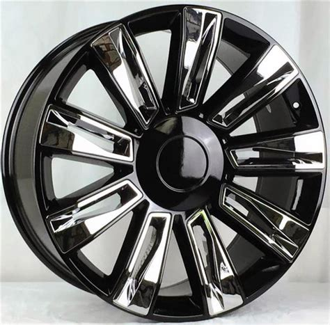 Escalade Truck Wheels 24 Quot Cadillac Escalade Wheels Tires 24x10 30 6x139 7