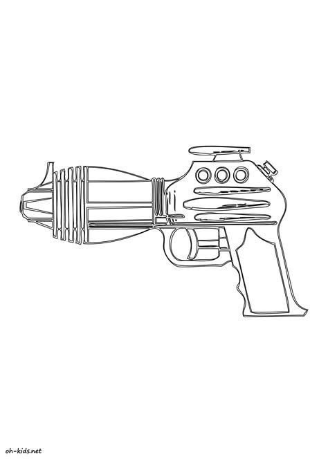 Dessin 1168 Coloriage Pistolet 224 Imprimer Oh Kids Net