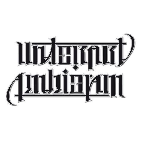 symbiotogram unterart ambigram design