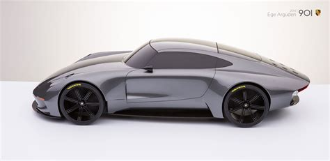 porsche design porsche 901 design concept reimagines the iconic 911
