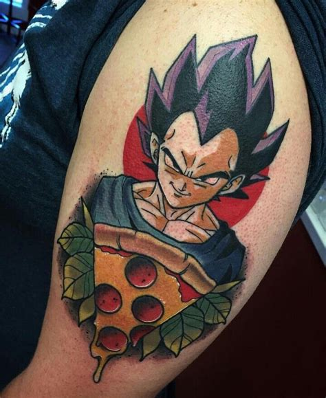 vegeta tattoo 100 best images about tattoos on kid