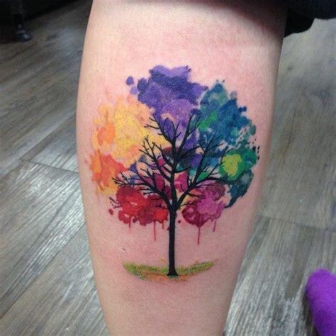20 faszinierende designideen f 252 r ein aquarell tattoo