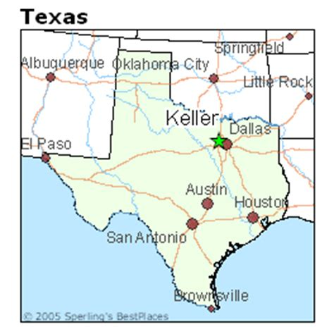 keller texas map best places to live in keller texas