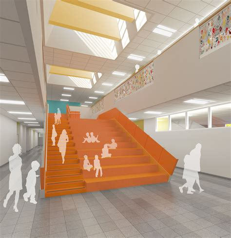 interior design school las vegas rex bell elementary school tsk architects
