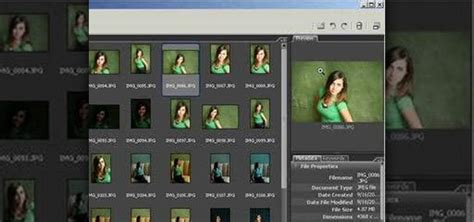 adobe photoshop getting started tutorial how to get started with adobe bridge cs3 171 photoshop