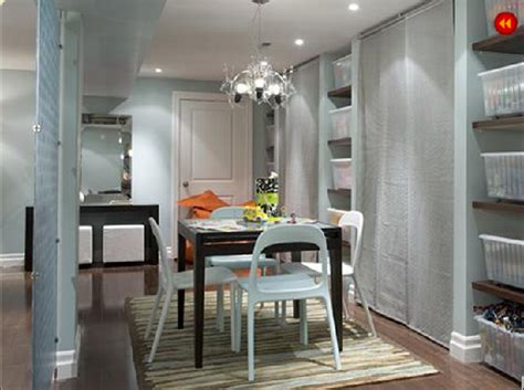 palladian blue contemporary basement benjamin moore