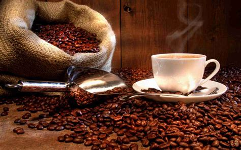 coffee wallpaper pic coffee beans backgrounds wallpaper cave
