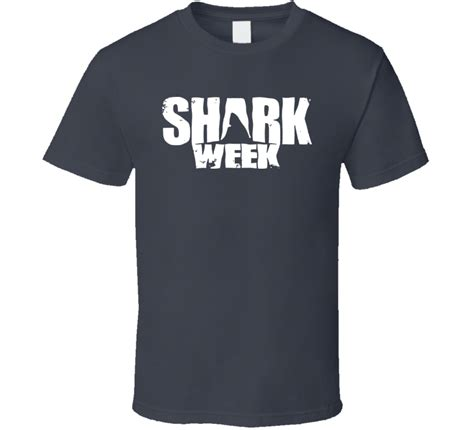 T Shirt Kaos Cozmeed Animal Shark shark week great white jaws animal hammerhead whale t shirt